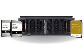 Western Digital企業級容量硬碟領導地位技術擴展至資料中心解決方案系列