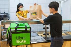 想吃IKEA美食只要呼叫 Uber Eats!