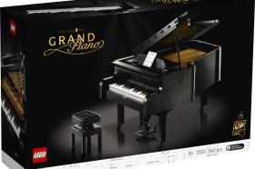 音樂迷的精緻收藏!樂高演奏鋼琴可用APP控制播放音樂