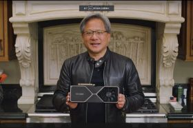 NVIDIA 發表新顯卡之王 – GeForce RTX 3090