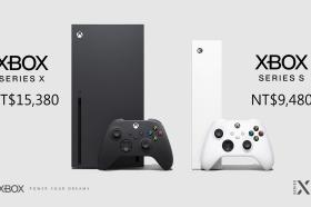 台灣微軟公布兩款新Xbox售價與詳細規格!其中Xbox Series S只要9,480  何時開放預購看這篇