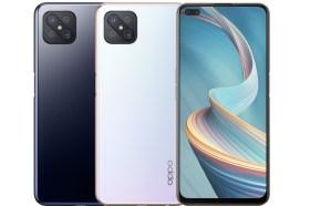 OPPO 推120Hz 螢幕刷新率 5G 手機 – Reno4 Z