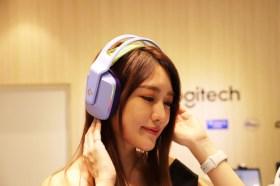 創造繽紛個人化風格 Logitech G推出的玩色系列G733無線耳機與鍵鼠