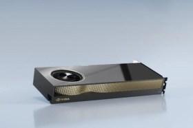 NVIDIA 針對專業設計師推出 Ampere 架構 GPU