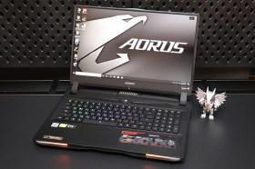把頂級桌機變成筆電!技嘉AORUS 17X 旗艦機皇開箱評測