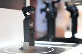 DJI Pocket 2將在台上市!規格全面升級畫面更廣還有自動美顏功能