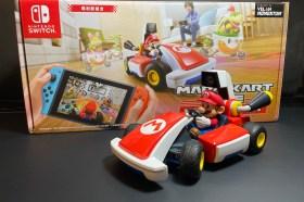 Switch <馬利歐賽車實況:家庭賽車場> 遊戲開箱!