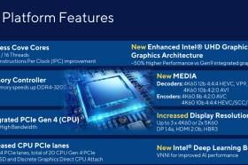 英特爾桌上型第11代處理器 Rocket Lake-S 架構詳細大揭密!