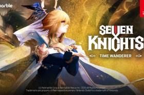 網石Switch遊戲《Seven Knights -Time Wanderer》 正式推出 一同在時空中冒險