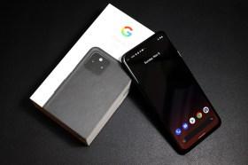 夜拍超強大!Google Pixel 4a 5G 開箱 + PK Pixel 5 5G