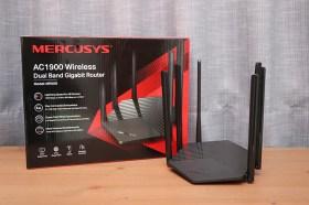 最經濟的選擇!Mercusys 水星 MR50G 雙頻 Giga 無線路由器開箱分享