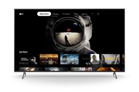 Sony BRAVIA系列電視迎來Apple TV應用程式 將上架於特定機種
