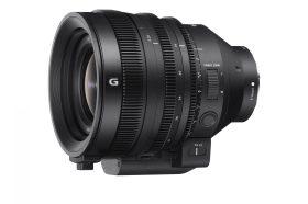 Sony FE C 16-35mm T3.1 G E 接環全片幅大光圈廣角變焦電影鏡頭在台上市
