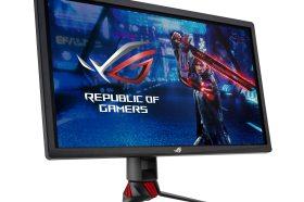開賣了!華碩ROG Strix XG27UQ全球首款支援DSC技術電競螢幕