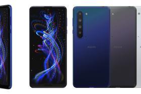 夏普首推最高規格5G智慧手機 AQUOS R5G