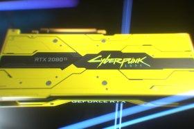限量好想要!GeForce RTX 2080 Ti Cyberpunk 2077 限量版這樣就有機會拿到