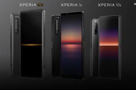 Sony一口氣發表三款新機:Xperia 1 II、Xperia 10 II和Xperia PRO有這些特色