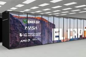 AMD 力助 El Capitan超級電腦突破 2 Exaflops !!