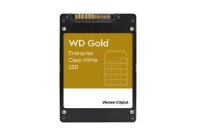 Western Digital推出全新WD Gold NVMe SSD 助中小企業加速邁向NVMe世代