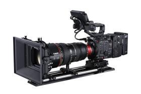 超強攝影能力 Canon 全新 EOS C500 Mark II 專業級可換鏡攝影機