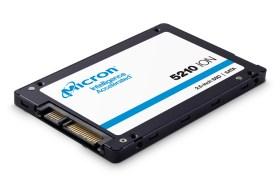 美光發表Micron 5210 ION 企業級 SATA SSD 新容量選擇與功能