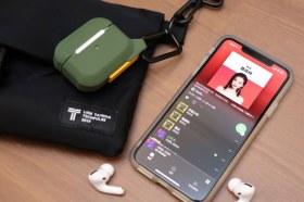 時尚由你決定 bitplay AirPods Pro Tough Case耳機套開箱介紹