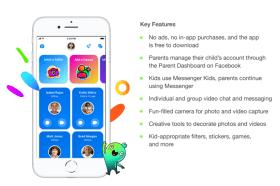 Messenger竟有兒童版?今日就能下載使用