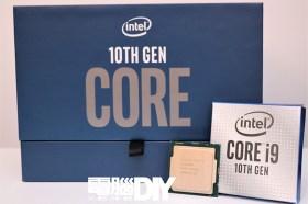 第10代 Intel Core i9-10900K & Core i5-10600K 處理器拿到手啦!