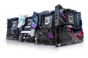 華碩全新Z490晶片組主機板預購開跑!內建AI釋放第10代Intel Core處理器效能潛力