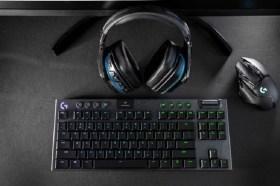 羅技推出無線機械式電競鍵盤 – G913 TKL 80% 讓大家玩Game殺敵或打字兩相宜
