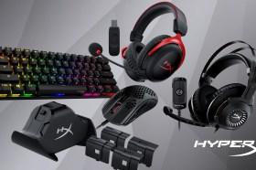 HyperX於CES發表多款電競鍵盤、滑鼠、多聲道耳機等周邊產品