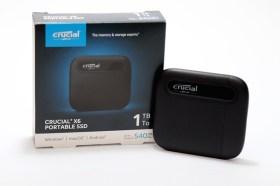 最迷你又高速的外接儲存裝置 – Crucial X6 外接式SSD 開箱評測