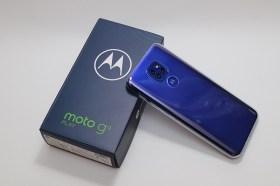 超高性價比的6.5吋大螢幕5000mAh手機-Motorola G9 Play開箱評測分享