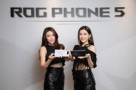 地表最強電競手機?華碩發表ROG Phone 5 開賣日期與產品細節大公開
