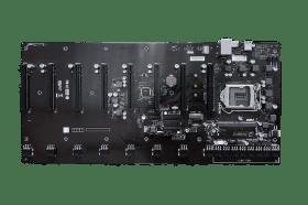 要挖礦就靠它BIOSTAR TB360-BTC D+加密挖礦主機板在台上市