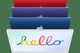 經典時尚iMac G3魂再現!Apple全新 24 吋iMac帶來七種顏色與M1晶片售價$39,900起