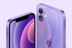 紫色控最愛的iPhone 12 與 iPhone 12 mini登場!