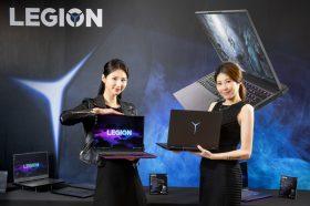 Lenovo Legion推出多款搭載AMD處理器的中~高階電競筆電