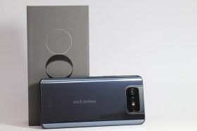 市場唯一翻轉式鏡頭智慧型手機!ASUS Zenfone 8 Flip 開箱評測