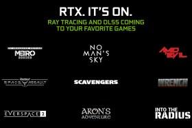 RTX ON+首次支援VR!NVIDIA宣布五月份再增九款支援DLSS的遊戲