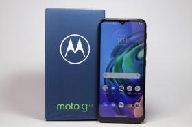 超高性價比!Motorola moto g10開箱評測