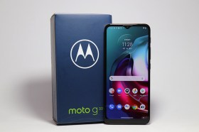 強大的6400萬畫素四鏡頭系統手機!Motorola moto g30開箱評測