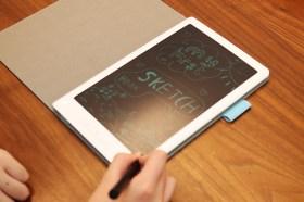 專為小朋友的智慧設計!myFirst Sketch Book 兒童智慧開箱使用介紹