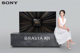 推出「認知智慧處理器XR」的BRAVIA電視系列!Sony讓電視更加智慧懂得人類需求了