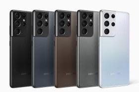 三星Galaxy S21 Ultra 5G 於MWC 2021獲頒「最佳智慧型手機」獎