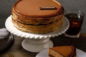 星巴克再度推出法式巧克力泡芙風味星冰樂!同步推出父親節蛋糕預購