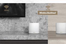 ASUS ZenWiFi XD6 有Mesh技術與時尚外觀!搞定透天房或百坪獨棟餐廳無線網路超Easy!