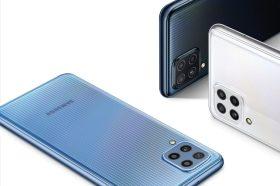 三星Galaxy M32「大白鯊」強勢登場!6.4吋全螢幕還有4+1鏡頭與5000mAh超大電量