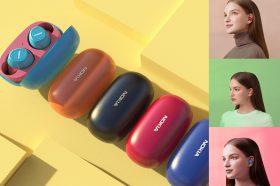 NOKIA推出五款雙邊撞色設計的真無線藍牙耳機E3100