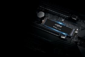 高速的來了!Crucial P5 Plus PCIe Gen4 SSD登場
